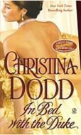 Christina Dodd IN BED WITH THE DUKE